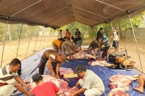 Qurban Idul Adha 1436 BPK Kalimantan Barat b