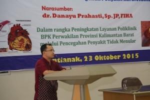 Seminar Kesehatan BPK Kalimantan Barat b