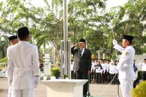 Upacara Hari Ibu 2015 BPK Kalimantan Barat a